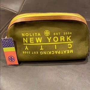 ⭐️NWT⭐️Tory Burch Small Slouchy Cosmetic Case